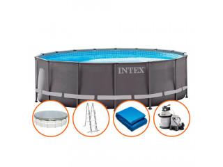 Магазин бассейнов INTEX40 открылся