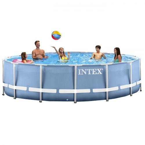 Бассейн каркасный круглый Intex 457х107 см (28734)