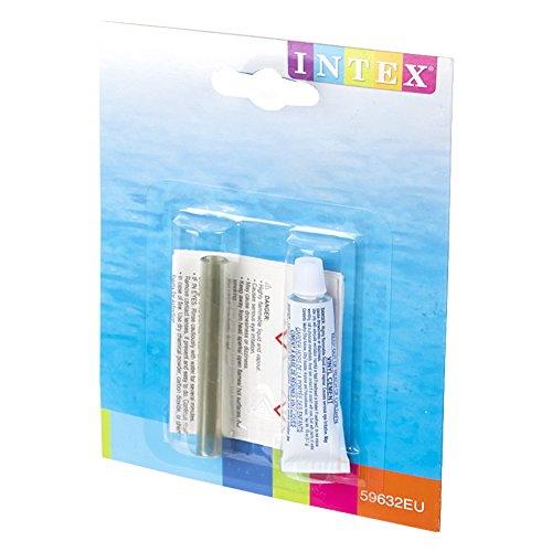 Ремкомплект (заплатки с суперклеем) Intex (59632)